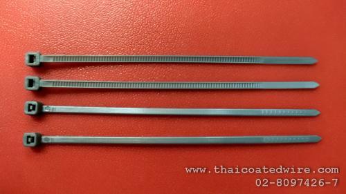 เคเบิ้ลไทร์ตรวจจับโลหะMetal Detectable Cable Tieใช้ในอุตสาหกรรมอาหาร เวชภัณฑ์