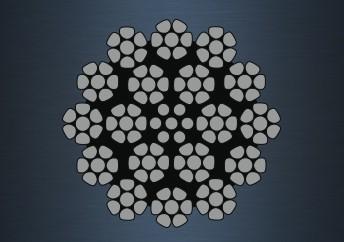 ลวดสลิงนอนโร 19x719x7 Non-Rotating Wire Rope